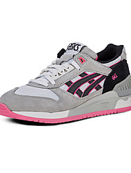 Asics Gel Respector Womens Trainers Running Sneakers Athletic Tennis Print Shoes White