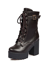 Women's Boots Spring / Fall / WinterHeels / Platform /Gladiator / Basic Pump / Comfort / Shoes & Matching Bags