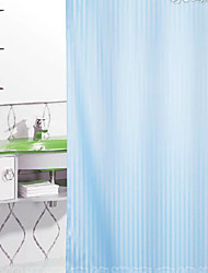 Современный Поли / хлопок смесь 1.8*2M  -  Высокое качество Шторка для ванной