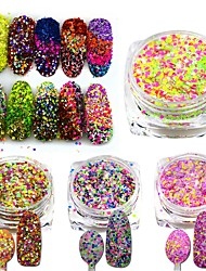 1 piece Nail Art Décoration strass Perles Maquillage cosmétique Nail Art Design