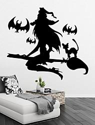 Halloween Bat Wall Sticker Home Decor Vinyl Wall Decal Wall Mural PVC Wall Art