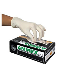 Thickened Medical Disposable Powder-free Latex Gloves     Size  S