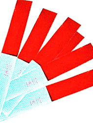 Body Reflective Marking Recognition Car Body Reflective Stickers Lattice Reflection