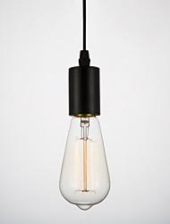 E27 rétro de lumière incandescente grande bouche des ménages Edison de filament de carbone éolien industriel rétro spirale 40w