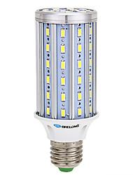 Brelong e14 / e27 / b22 lumières à maïs led 72 smd 5730 450-500 lm chaud blanc blanc froid 85-265 v 1 pcs
