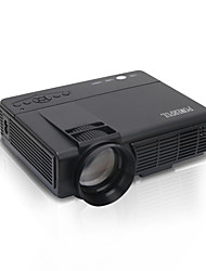 Powerful® Q5 LCD Home Theater Projector WVGA (800x480) 68 Lumens LED 4:3/16:9