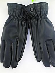 hommes d'hiver gants chauds gants de vélo de batterie de voiture de la batterie de la moto contre le vent et anti gel