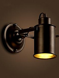 Vintage Iron Wall Lamp Industrial Aisle Of American Led Coffee Restaurant Bedside Decorative Lamp