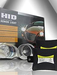 Xenon HID conversione del faro kit H1 H3 H7 9005 h11 9006 4300k