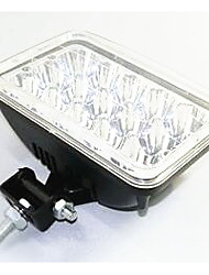 LED Lights Accessories Lights Headlight Lens Reflective Glass Beads 15 5-Inch Square Headlight Lens