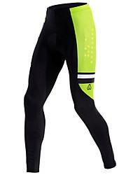 Спорт Велоспорт Нижняя часть Муж. Дышащий / Защита от пыли / С защитой от ветра / Удобный / Защита от солнечных лучей Терилен Классика