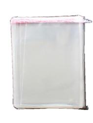 6 * 10 cm double 5 fils opp autocollantes sacs autocollantes sacs transparents un yuan 100
