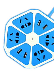 Blue Creative Multi-Purpose Socket