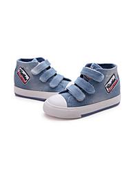 Para Meninos-RasosRasteiro-Azul Azul Marinho-Lona-Casual