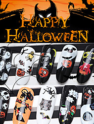 12pcs/Set 3D Manicure Halloween Series nail Decal Decals