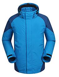 Wandern Softshell Jacken HerrnWasserdicht / Atmungsaktiv / UV-resistant / Anti-Ausrottung / tragbar / antistatisch / Windundurchlässig /