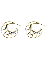 Earring Geometric Jewelry Women Rock / Fashion / Vintage / Bohemia Style / Punk Style Party / Daily / Casual / Sports Alloy / Resin 1 pair