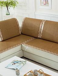 Factory Direct Summer Liangdian Rattan Seats Sofa Cushion Sofa Cushion Mat Woven Custom