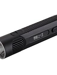 Nitecore® Torce LED LED 2150 Lumens 8.0 Modo LED 18650 / CR123ADimmerabile / Impermeabili / Ricaricabile / Resistente agli urti /