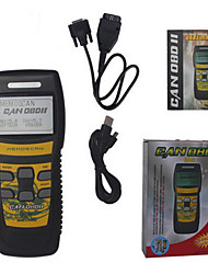 Live-Daten obd2 Can-Bus Codeleser U581 Auto-Tester Diagnoseinstrument