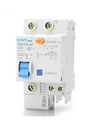 1P  N 10A Dz47 Intelligent Protection Circuit Breaker