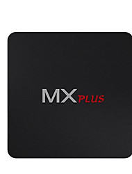MX PLUS Android Internet TV Box S905 Player TV BOX WiFi Bluetooth