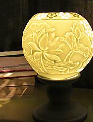 1шт керамические полые из корабля подключен к ароматической электричество плита свет ночи
