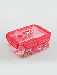 Fresh Keeping Plastic Food Container Plastic Corn Keeper Box