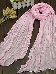 New Winter Wild Solid Color Yarn Bali Ms. Fold Scarves Silk Shawl