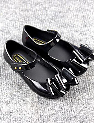 Sandals Summer Light Up Shoes PVC Casual Flat Heel Flower Black Gold Almond Other