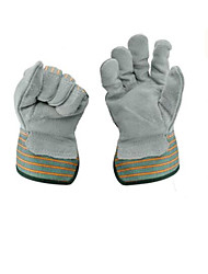 Heat Insulation   Wear-resistant Welding Gloves Mittens