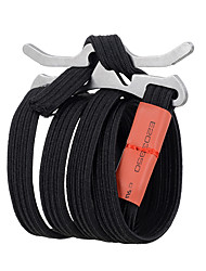 FURA Outdoor Stainlesss Steel  Elastic Rope Stop Blooding Tourniquet - Black