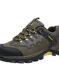 Men's Athletic Shoes Spring / Fall / Winter Work & Safety / Round Toe Suede / Tulle Outdoor Sport  / Hiking / Waking