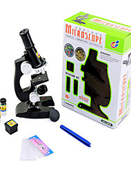 Children's Science Research And Education Microscope Set