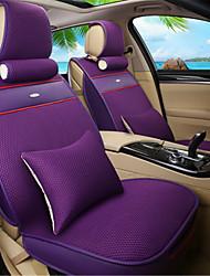 assento do banco do carro 3d cercado por grade no verão