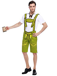 Men's Oktoberfest Sling Suit Beer Bar Halloween Costume