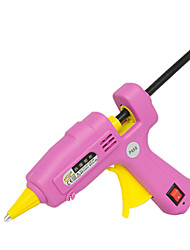 NL-309 Hot Melt Glue Gun (Note 20W Pink)