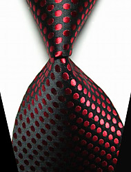 New JACQUARD Mens Tie Necktie Wedding Party Suit Gift TIE0030