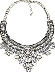 May Polly  Europe and the United States and Europe fashion exaggerated retro Pearl Necklace