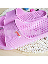 Unisex Slippers & Flip-Flops Spring / Summer / Fall / Winter Comfort Customized Materials Casual Flat Heel