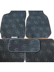 tapetes especiais tapete do carro do carro passat