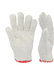 Knit Work Gloves  2.9 # Red Edge Yarn Gloves 10 Pairs Selling