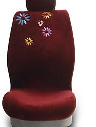 heng yuan assento de carro almofada curta de pelúcia almofada carro moda inverno lã cashmere mat tapete tapetes de carro universal