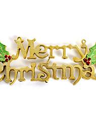christmas decoração presentes papel ofing presente de Natal enfeites de árvore de Natal