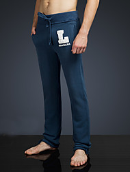 LOVEBANANA Men's Active Pants Dark Blue-38016