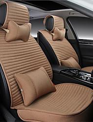 assento de carro roupa bindless quatro almofada anti-derrapante universal para o abastecimento de automóveis jg07