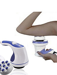 1 Set Relax Tone Push Grease Machine Massager Multi-purpose Grease Machine Outside The CVT Dissolve Fat Thin Body