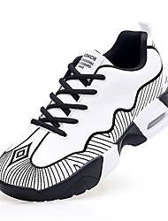 SM-6600 Tênis de Corrida Homens Anti-Escorregar / Anti-desgaste / Colchões de Ar Pele PVC PVC Correr / Esportes RelaxantesSapatos Casuais