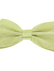 Men Jacquard Polyester Silk Bow Tie Wedding Party