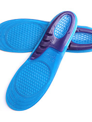 Men's Slippers & Flip-Flops Summer Flats Silica Gel Casual Flat Heel Others Blue Others